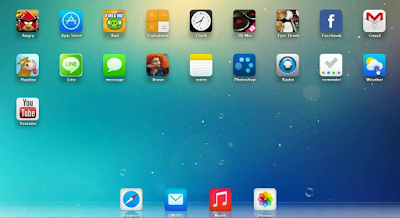 install IOS ipadian emulator on your pc
