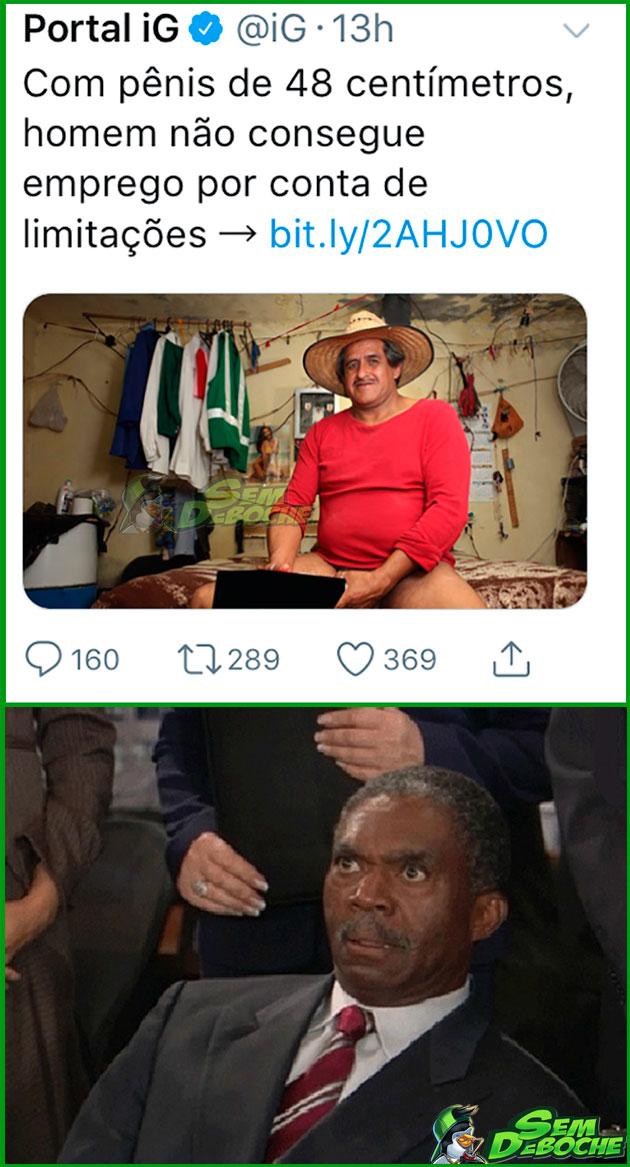 NÃO TÁ FÁCIL PRA NINGUÉM