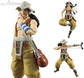 Figura Usopp Variable Action Heroes One Piece