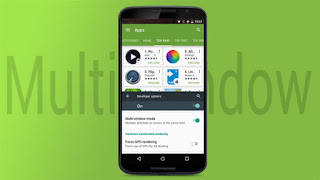 Enable Multi-Window Option on Android Marshmallow 6.0