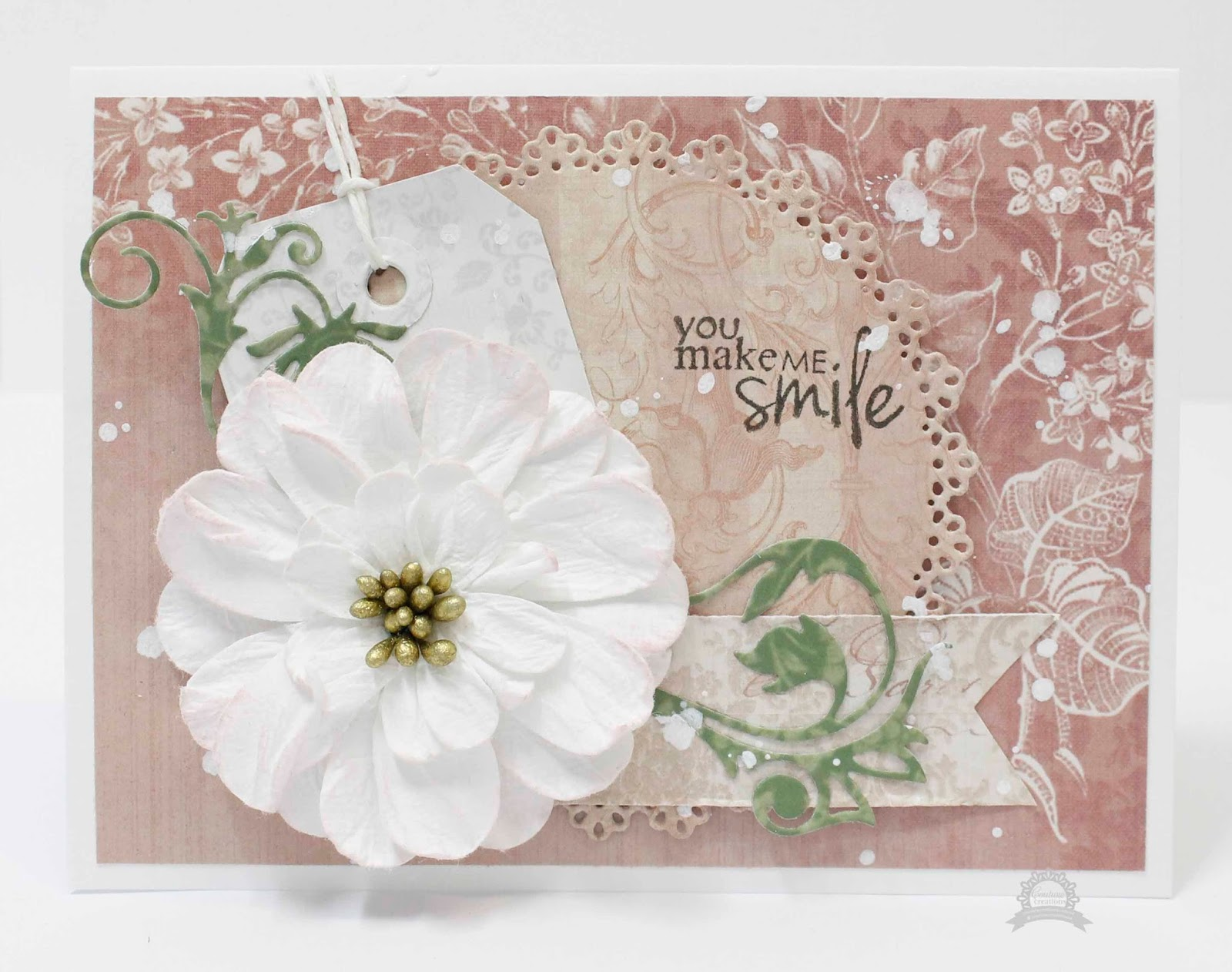 Rose Garden Creations: You Make Me Smile By Anita Bownds