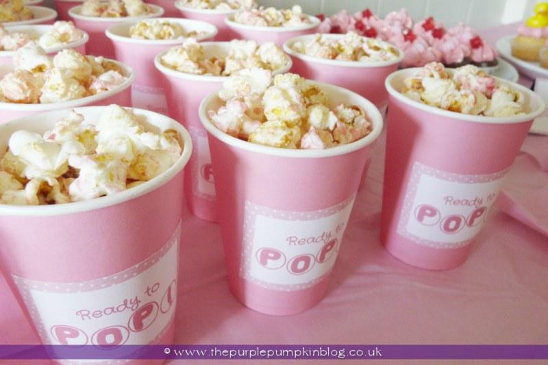 Ready To Pop Popcorn Cups
