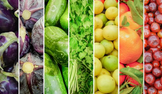 Menarik! 5 Fakta Rainbow Diet untuk Pola Hidup Sehat