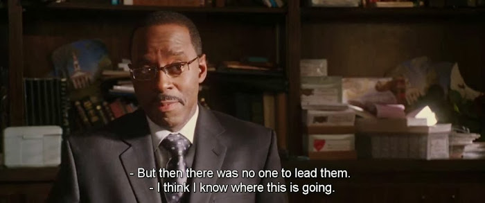 Screen Shot Of Hollywood Movie Joyful Noise (2012) In Hindi English Full Movie Free Download And Watch Online at worldfree4u.com