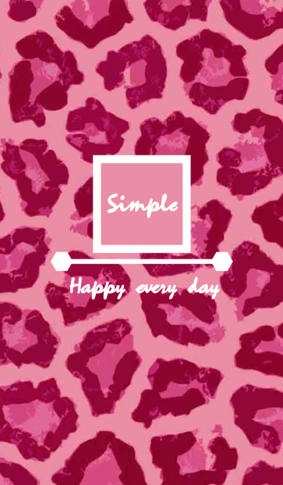 Pink Leopard Fashion Spot