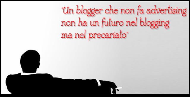 advertising blogger blogging blog precariato web writer