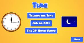 http://www.matematicasdivertidas.com/Zonaflash/juegosflash/Reloj.swf