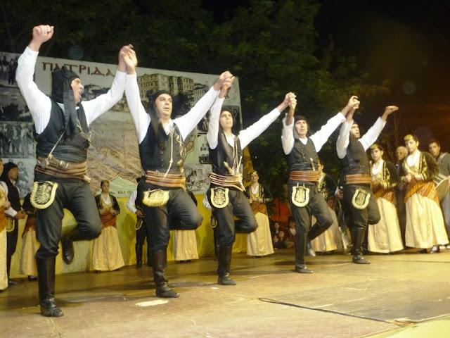 Διαγωνισμός Ποντιακού χορού στις μετασοβιετικές χώρες