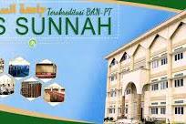 Pendaftaran Mahasiswa Baru (STAI As-Sunnah Deli Serdang) 2021-2022