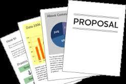 Contoh Proposal Lengkap Berbagai Kegiatan 2016