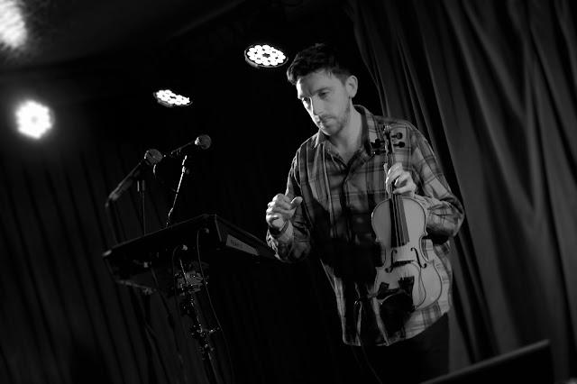 Trick Mist Whelan's Dublin Live Music Gavin Murray