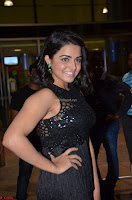 Wamiqa Gabbi in a sleeveless Black Designer Transparent Gown at 64th Jio Filmfare Awards South ~  Exclusive 092.JPG