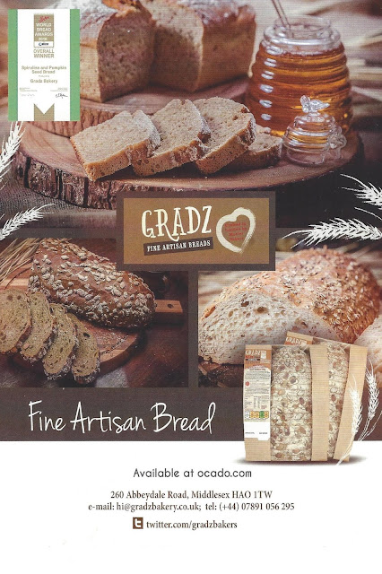 Gradz - puts the Artizan in Artizan Bread
