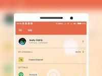 BBM MOD CandyLight v3.3.3.39 APK Terbaru Gratis Download