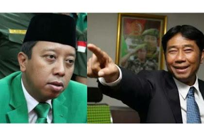 Rommahurmuziy Ditangkap KPK, Haji Lulung Bikin Syukuran