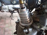 Manfaat memasang Oil Breath System (OBS) pada sepeda motor balap