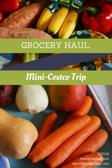 Grocery Haul: Mini-Costco trip