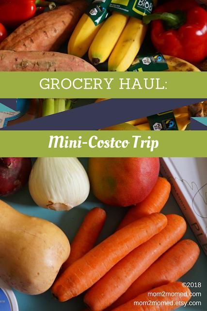 Grocery Haul: Mini-Costco trip