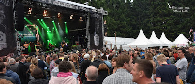 Super Stimmung beim Irish Folk Festival in Poyenberg 2017