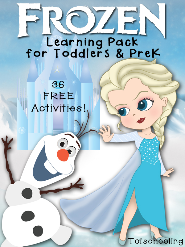 Free FROZEN Alphabet Cards | Totschooling - Toddler ...