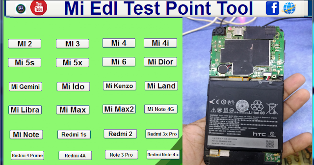 Mi All In One Edl Point Find Tool