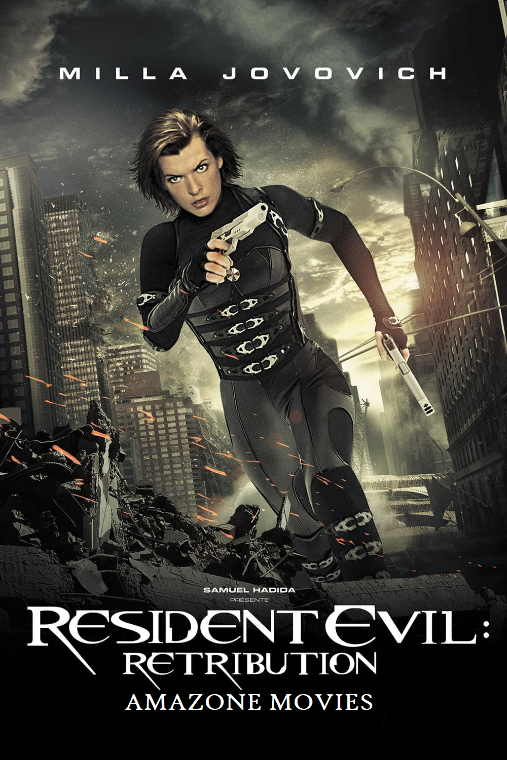 Resident Evil Retribution 2012 Part 5 Full Movie Hd Hindi