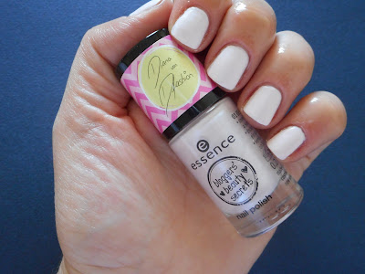 Essence 01 Be Happy + Smile Nail Polish