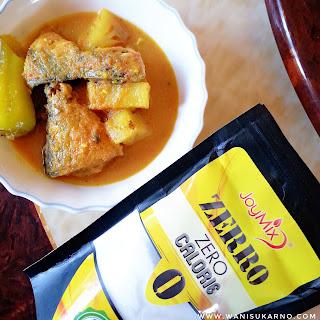 Resepi Gulai Kuning Ikan Kering Kelantan Yang Mudah Dan Sedap