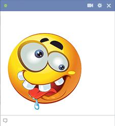 Beyond Wacky Emoticon