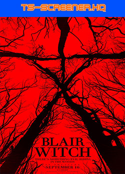 La bruja de Blair (2016) TS-Screener HQ