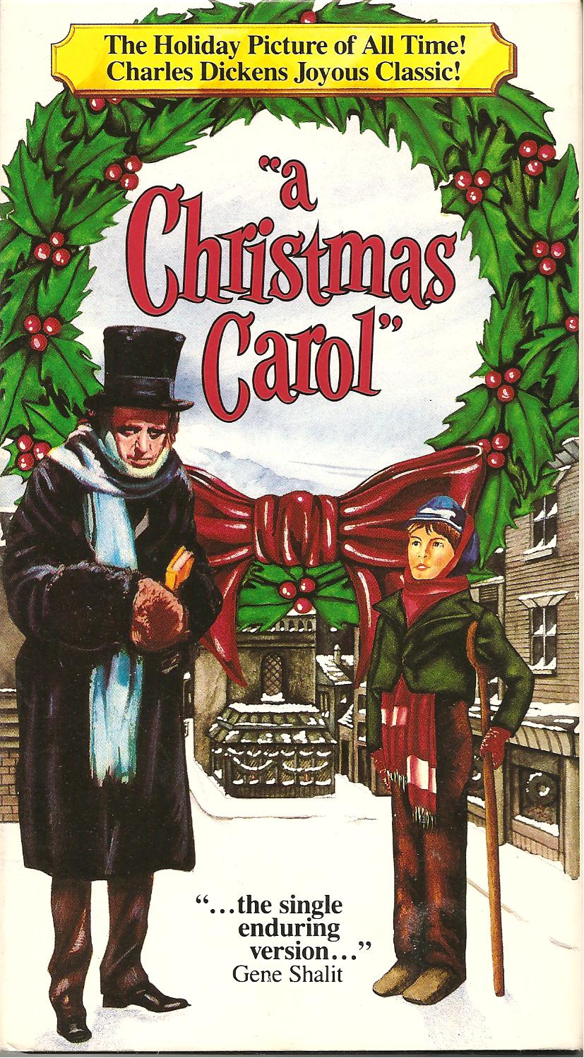 A Christmas Carol 1951.Schuster At The Movies A Christmas Carol Scrooge 1951