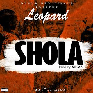 Leopard - Shola