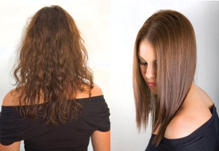 Παρουσιάζονται ως θεραπείες κερατίνης και υπόσχονται ίσια μαλλιά για  περίπου 3 μήνες. 9fdf77ed192