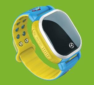 chytre hodinky pre deti