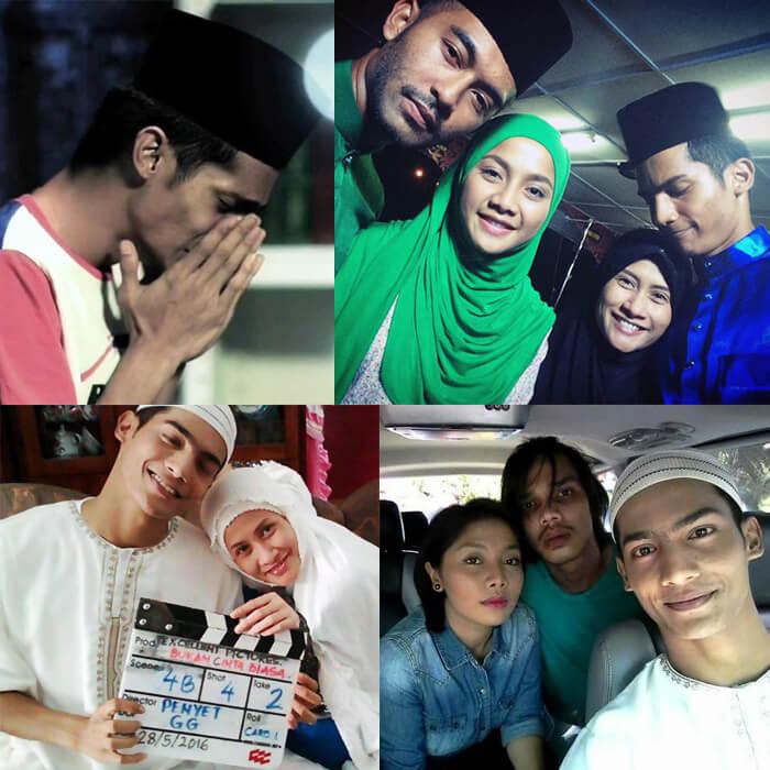 Pelakon Bukan Cinta Biasa TV2