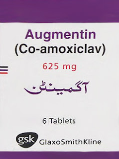 Augmentin 625mg tablet for URTI