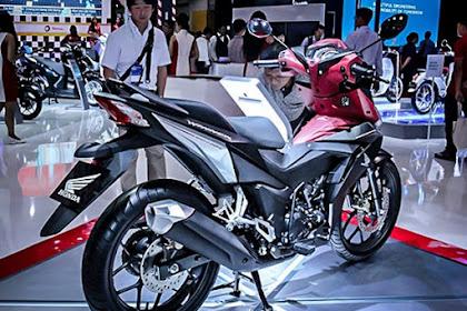 Honda Winner 150 atau Honda Supra X 150 Tanpa Bagasi