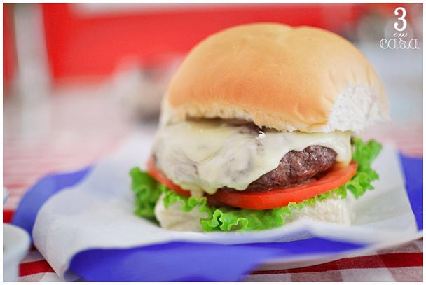 receita hambúrguer fácil