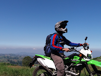 First Impression Kawasaki KLX 150