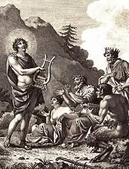 PEPLUM  Greek God of t...