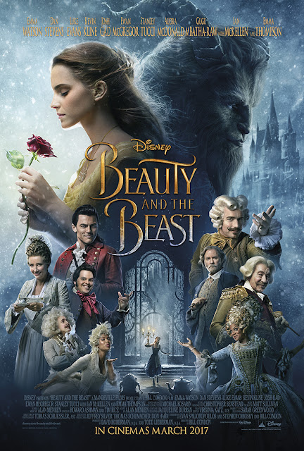Beauty and the Beast Main Poster