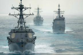 EUA retiram convite à China para exercícios militares