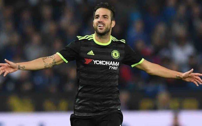 Fabregas joins a club in ligue 1 on a £10m deal