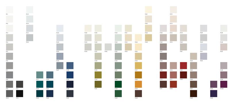 Kerakoll Piero Lissoni Color Collection