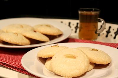 Ghraybeh Cookies