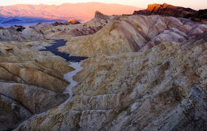 Ritebook Zabriskie Point Death Valley National Park In