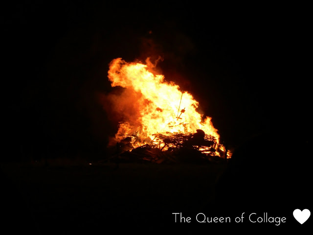 #MySundayPhoto - Bonfire