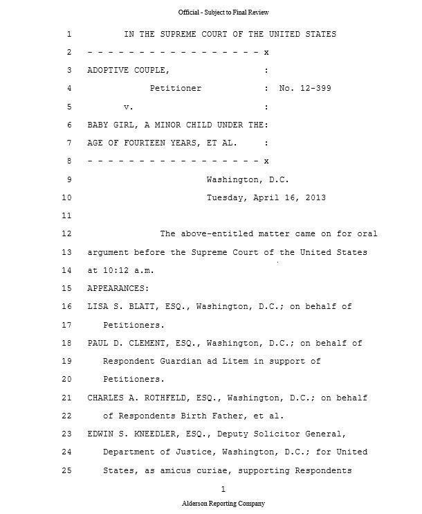 Oral Argument Transcript 45