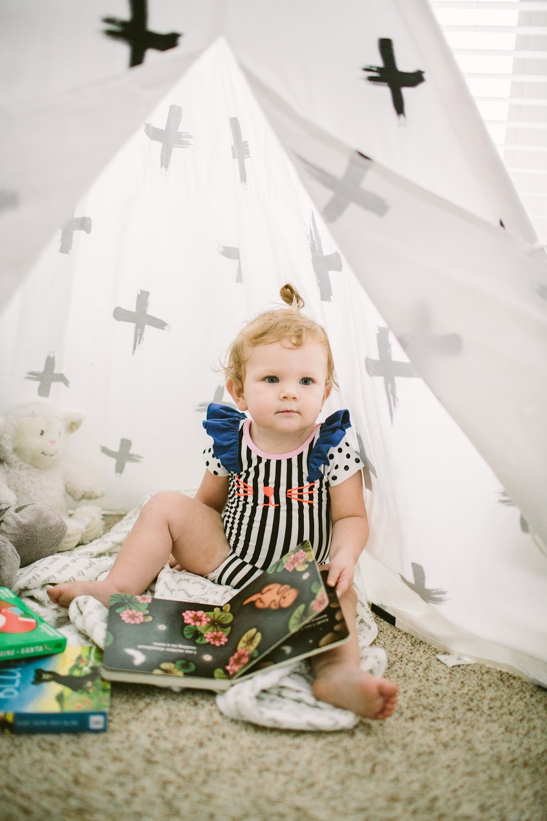 Bookroo Book Subscription, Baby Book Subscription, Stripes