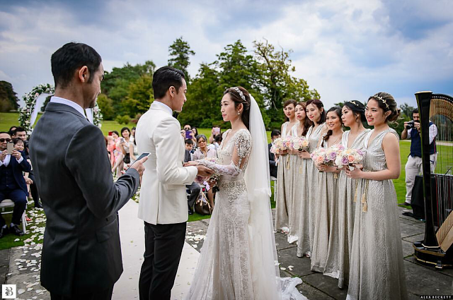 Song About Wedding.Dramaxstyle Celebrity Wedding Jason Chan Marries Long Time